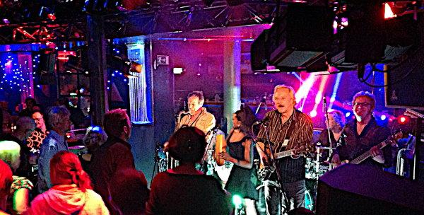 Bahama Soul Club im Tanzcafé San Francisco in Bayreuth